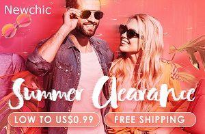 Shop your dresses at Newchic.com