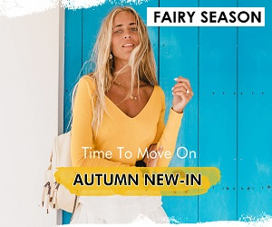 Shop your dresses at FairySeason.com