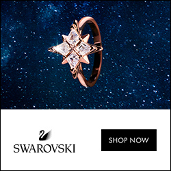 Swarovski's Online OUTLET offers great savings on an exclusive selection