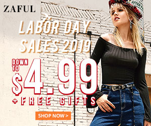 Shop your fashion at Zaful.com