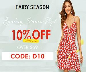 Shop your dresses at Fairy Season