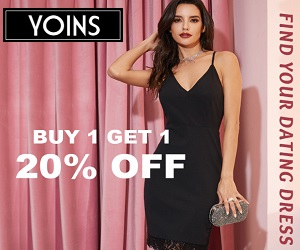 Shop your next nice looking clothes only at Yoins.com